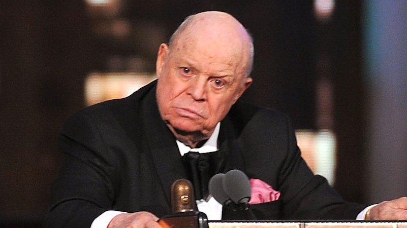 Celebrities, comedians, and other schmucks share their memories of the late, great Don Rickles.