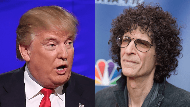 Donald Trump confronted about Russian sexploits in resurfaced 'Howard Stern' clip from 2001.