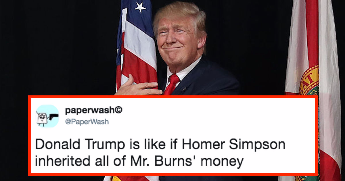 Just 72 Jokes About Donald Trump In Honor Of His 72nd Birthday