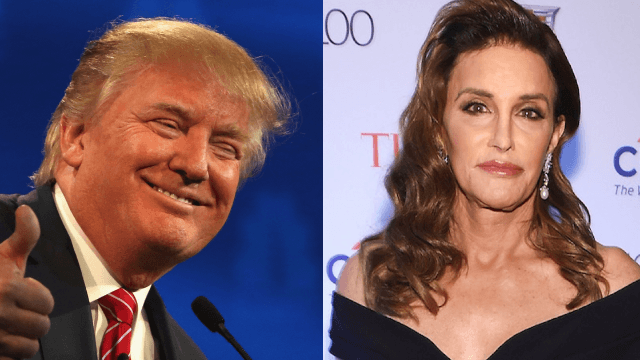 There's a rumor that Trump will dance with Caitlyn Jenner at the inauguration ball.