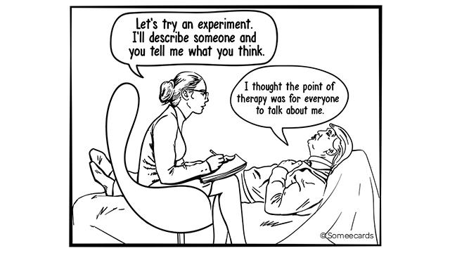Some Comics: Trump Therapy, Ep. 2
