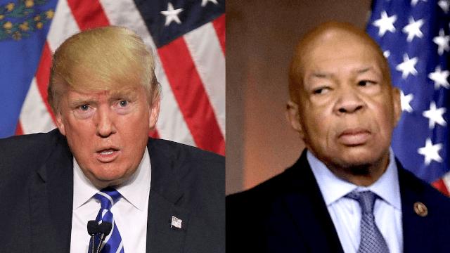 Donald Trump brags Democrat said he was a 'great president.' Democrat says, 'Wut?'