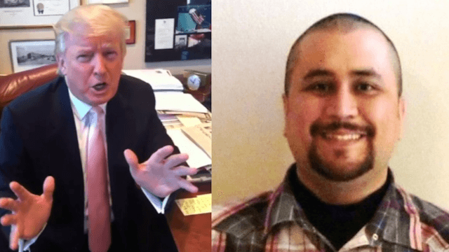 Here's rare footage of Donald Trump getting something right, calling George Zimmerman a 'bad guy' in 2013.