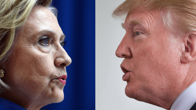 Donald Trump *claps* *back* at Hillary Clinton on Twitter. So this is the next five months.
