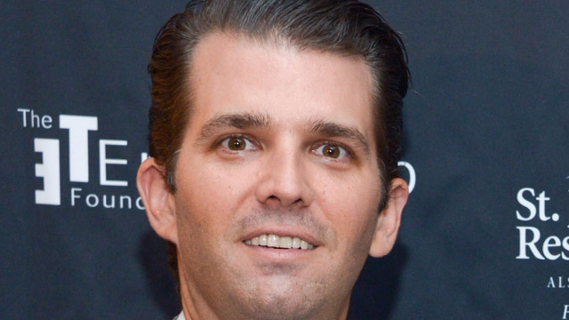 Don Jr. messed up big time on Twitter today. Three times.