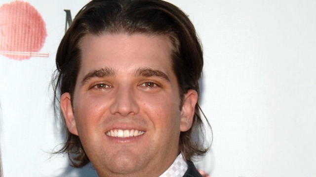 Don Jr. out-Trumped himself with a racist Insta story and people are appropriately horrified.