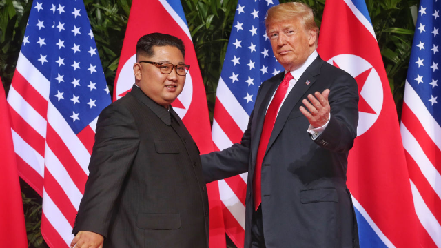 Kim Summit Produces High Hopes, Few Details