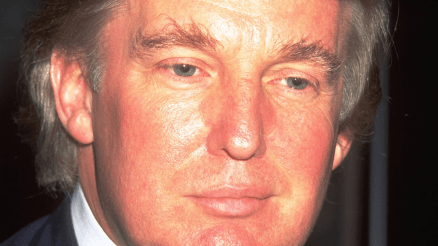 Everyone thinks this 1992 letter about Donald Trump was written by Donald Trump.