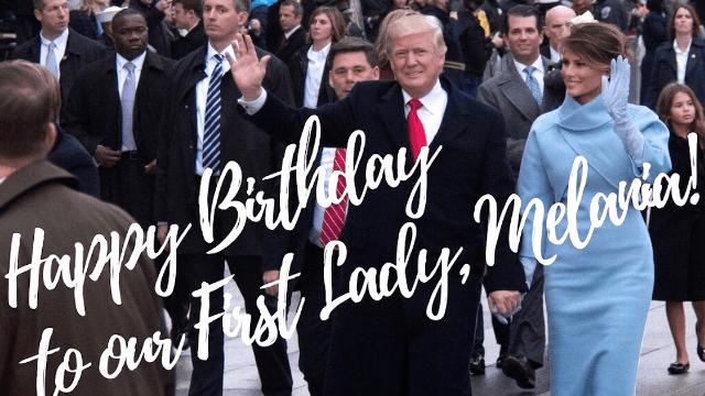 Donald Trump's birthday tweet to Melania has a major error. Twitter noticed.