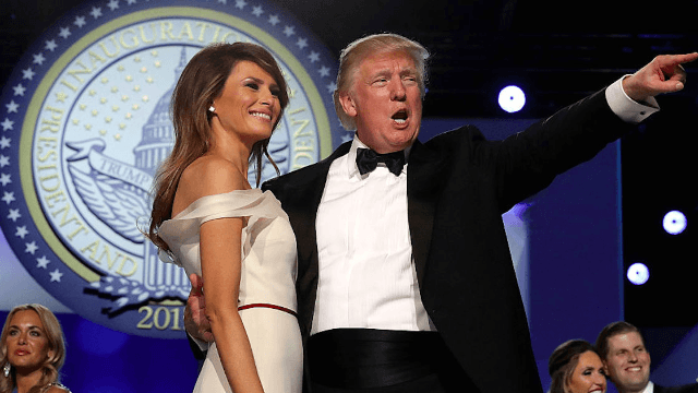 Melania Trump dishes on her sex life with Donald in horrifying resurfaced interview from 1999.