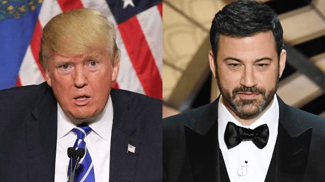 Trump finally breaks silence on last night's Oscars ceremony. He wasn't a fan.