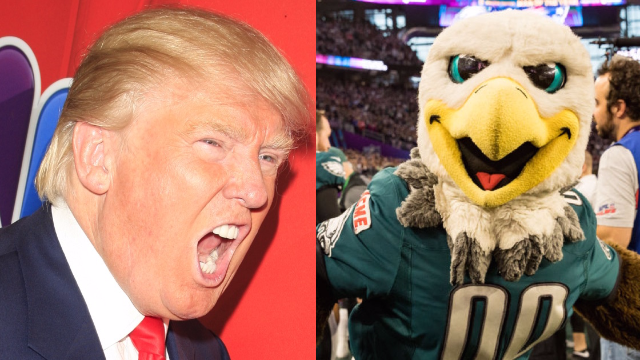 Donald Trump is feuding with the entire city of Philadelphia after snubbing the Eagles