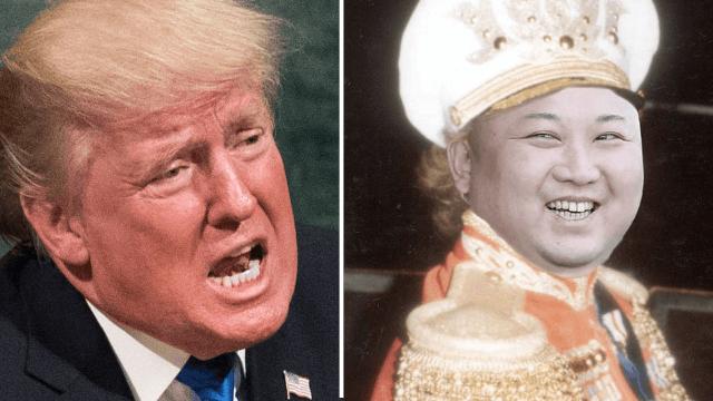 Trump referred to Kim Jong-un as Rocket Man during his U.N. speech. Twitter went ballistic.