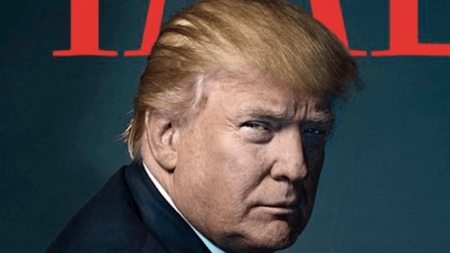 9 times Person of the Year Donald Trump told us how he really feels about 'TIME.'
