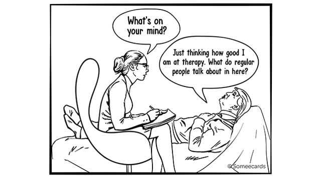 Some Comics: Trump Therapy, Ep. 3
