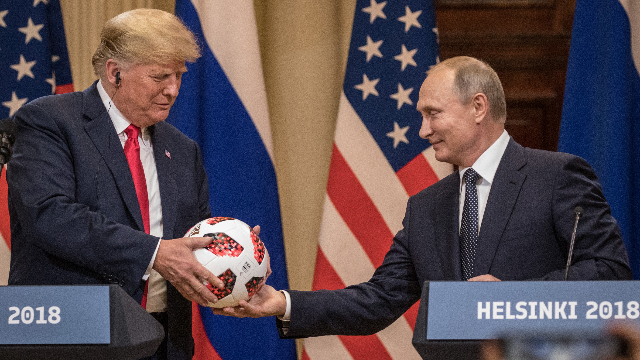 The 55 best memes about the Trump-Putin summit to laugh at while it's still legal.
