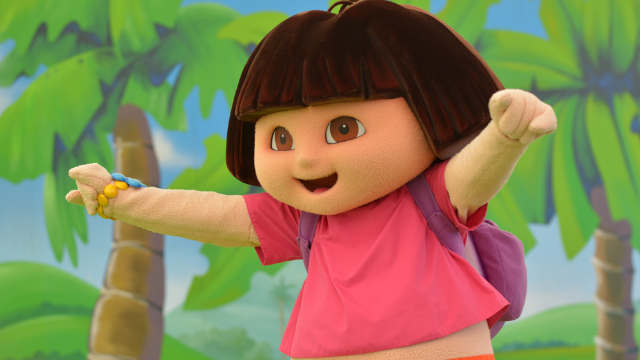 'Dora the Explorer' reviewer criticized for complaining about the movie's lack of sexuality.
