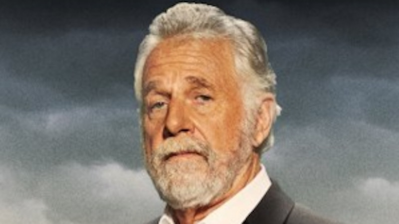 The most interesting man in the world says adios to the Dos Equis commercials.