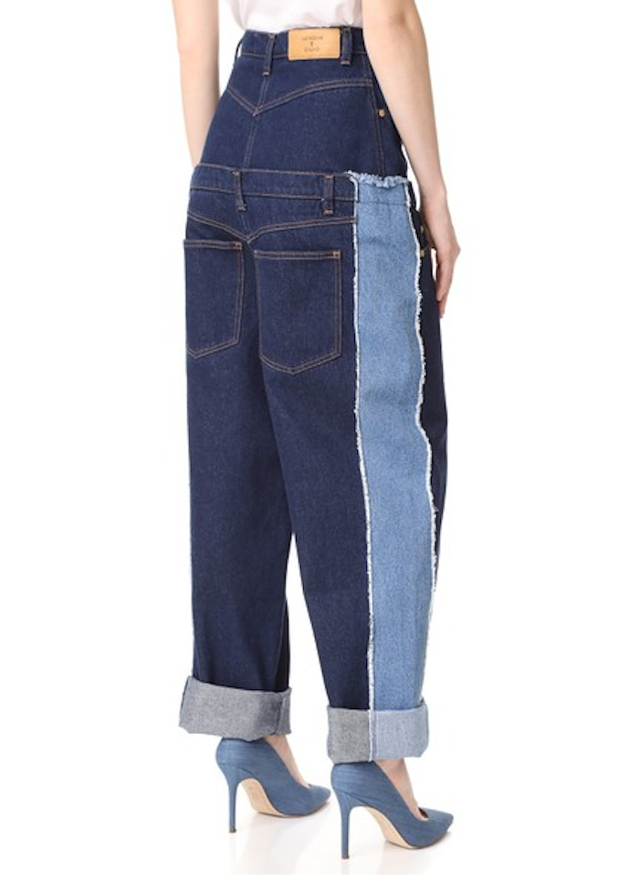 'Double jeans' are a thing and Twitter is like 'WHYYY?!?!?'