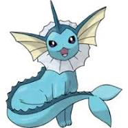 """It's-a me! Vaporeon!"" - Vaporeon's signature catchphrase."
