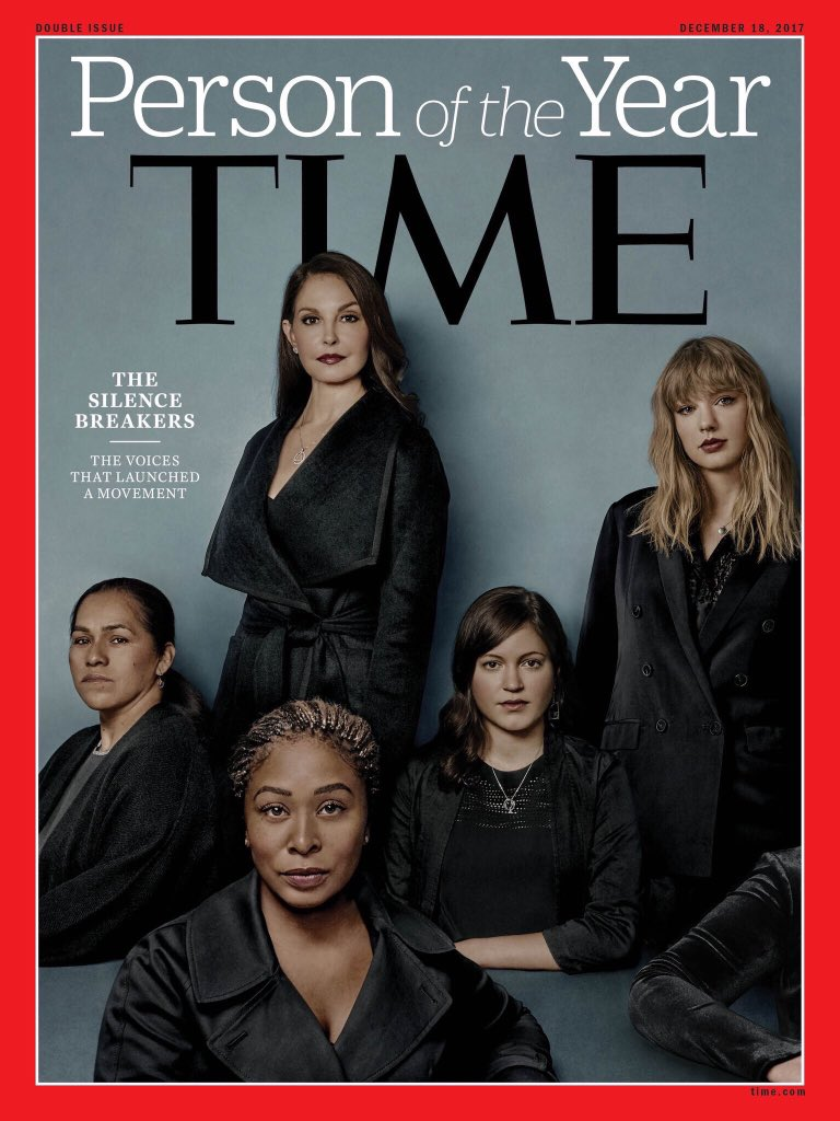Here's the story behind the hidden 6th person on Time's Person of the Year cover.