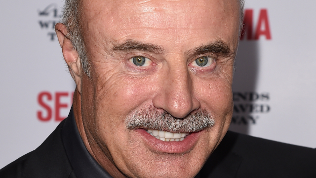 An ex-employee is suing Dr. Phil for an incident that would make a great episode of 'Dr. Phil.'