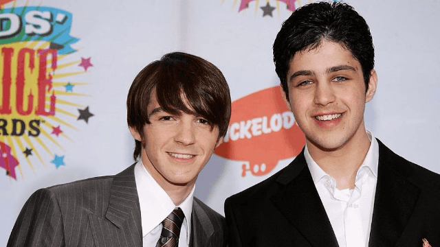 Josh Peck is getting salty about his non-friendship with Drake Bell.