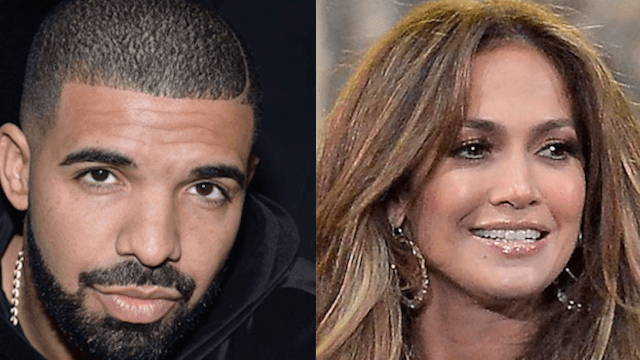 Drake and Jennifer Lopez kissing and grinding is making everyone wonder what's going on with them.