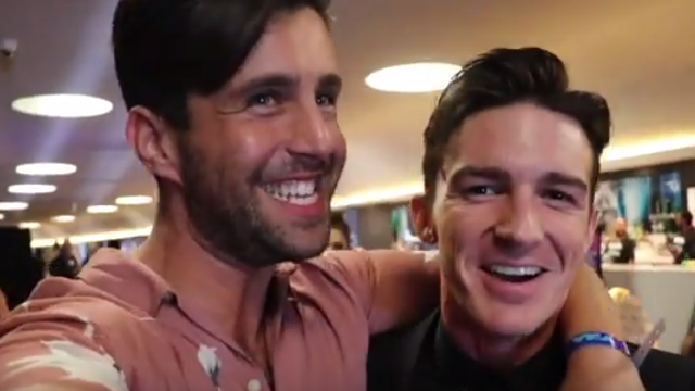 Drake & Josh Reunion: Josh Peck and Drake Bell Reunite in New Video