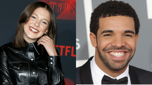 Millie Bobby Brown says Drake gives her dating advice