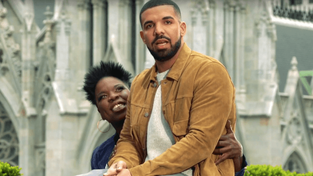 Drake's 'SNL' promos are here, and Leslie Jones is determined to spank him like a baby.