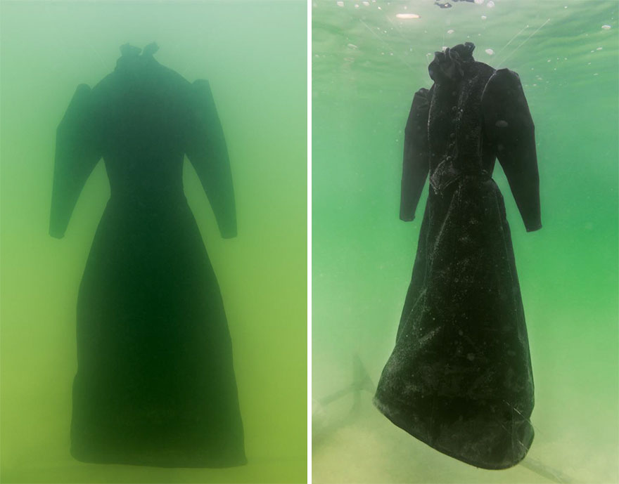 Finally, the Dead Sea gets a ghost.