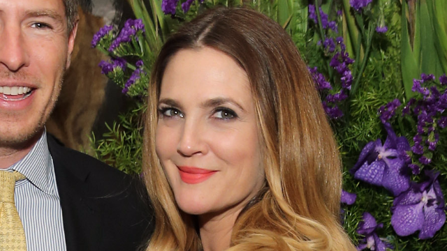 Drew Barrymore combats Instagram hate with a haircut.