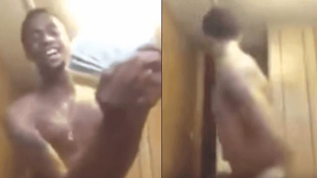 Bragging drug dealer gets instant karma when cops raid his house on Facebook Live.