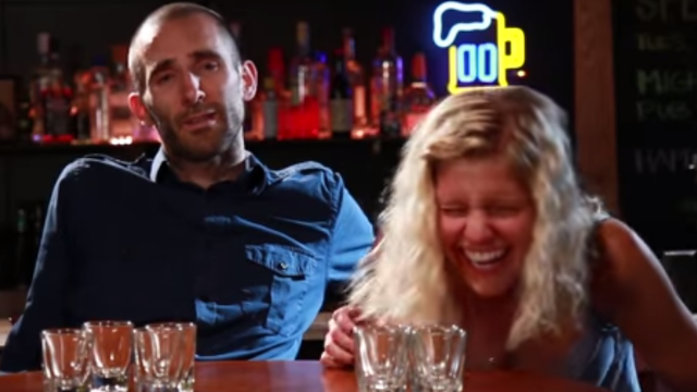 These adults getting drunk for the first time looks like high school for people in their twenties.