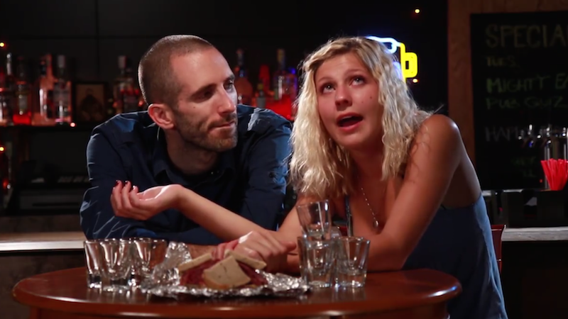 These adults got drunk for the first time and loved it so much they sobbed uncontrollably.