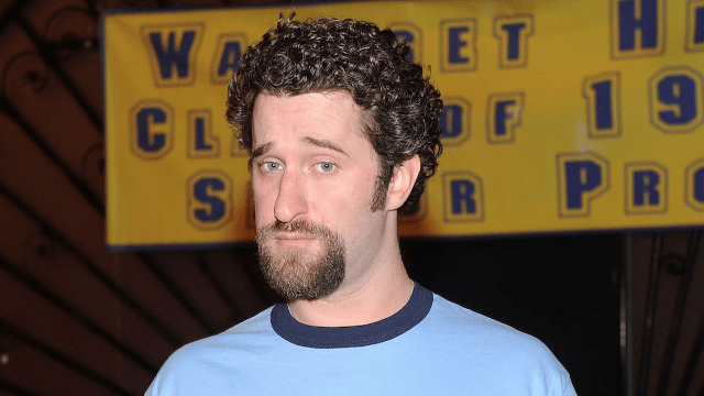 Time Out: Screech is back in jail.