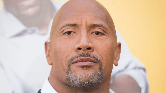IRL Hercules Dwayne 'The Rock' Johnson was just named the Sexiest Man Alive.