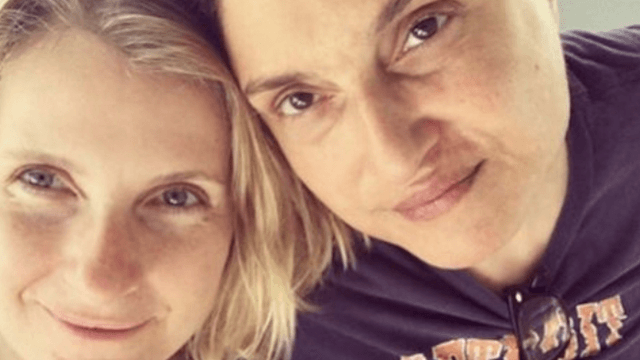 'Eat Pray Love' author reveals 2nd marriage ended because she fell in love with her best friend, a woman.