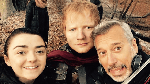 Ed Sheeran was bullied off Twitter following his 'Game of Thrones' cameo.
