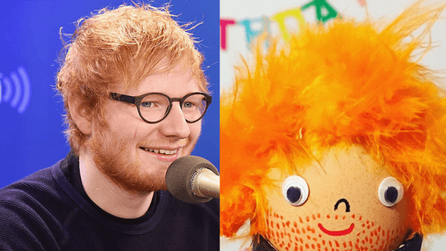 Meet 'Egg Sheeran,' the pop star Easter egg you didn't ask for.
