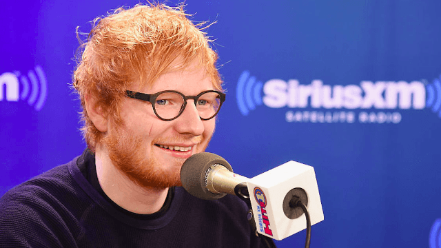 Ed Sheeran on why he quit Twitter.