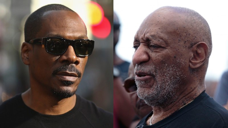Eddie Murphy finally explained why he wouldn't play Bill Cosby on the 'SNL' anniversary show.