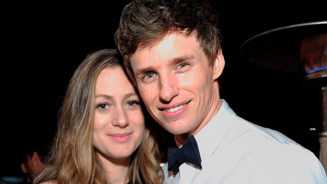 Eddie Redmayne became a dad just in time for Father's Day.