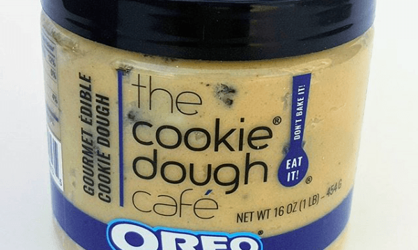 Edible Oreo Cookie Dough Is Cookie Dough Cafe's Newest Flavor