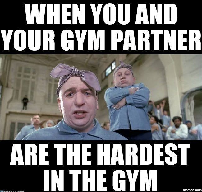 26 Hilarious Gym Memes That Will Only Be Funny If You Work Out