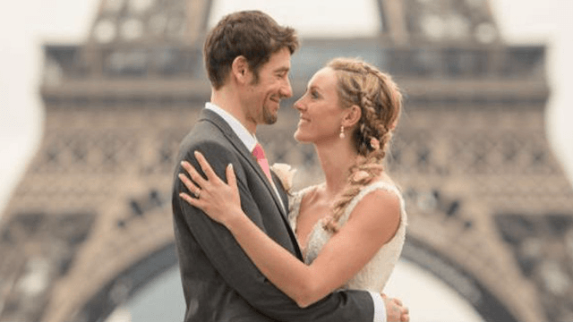 Couple has a good reason for subjecting their friends, family to 8 destination weddings.