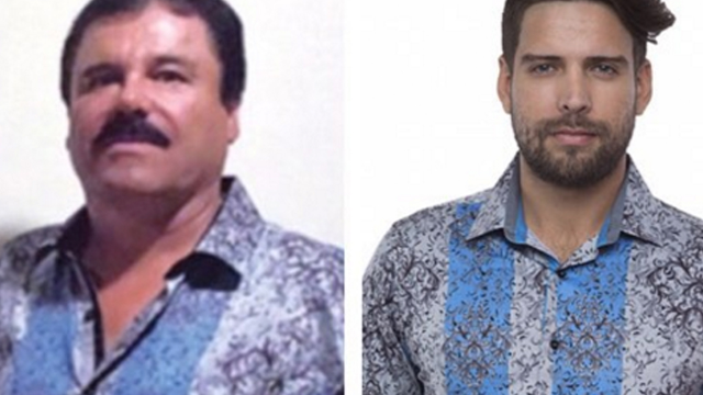 Just like El Chapo's drugs, El Chapo's shirt sells itself once people have gotten a taste.