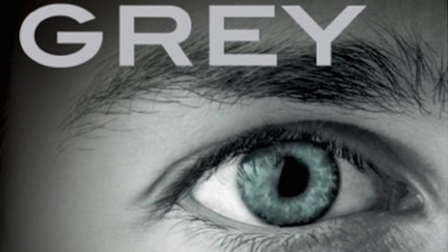 """Finally, BDSM for men: E.L. James re-wrote """"50 Shades of Grey"""" from the dude's point of view."""