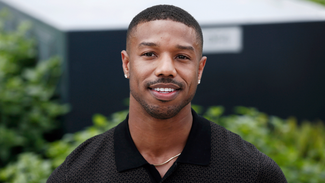 Ellen and Chrissy Teigen got Michael B. Jordan to say how he hooks up with fans.